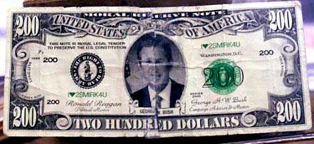 200 Dollar Bill