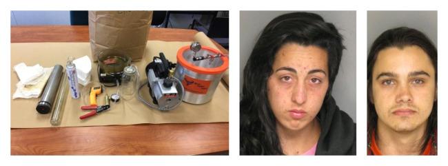 Alleged Monterey Drug Lab