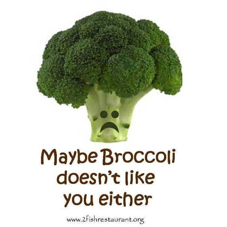 Bad Broccoli