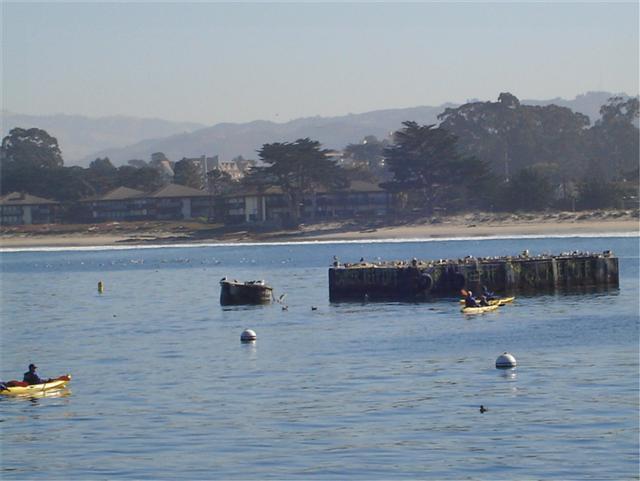 Barge Afloat