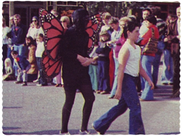 Butterfly Parade Bell Bottoms