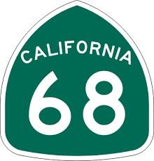 CA SR 68