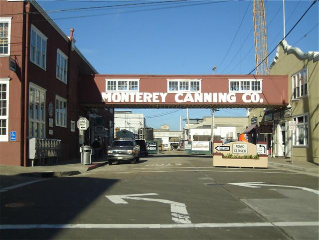 Cannery Row Detour