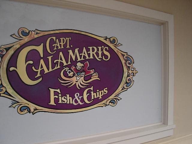 Capt Calamari
