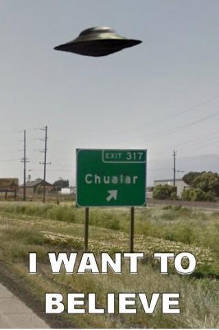Chualar UFOs