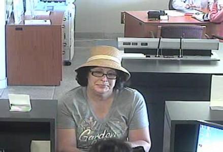Cristina Padilla Bank Robber