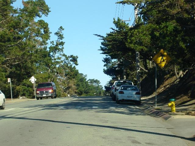 David Ave Crosswalk