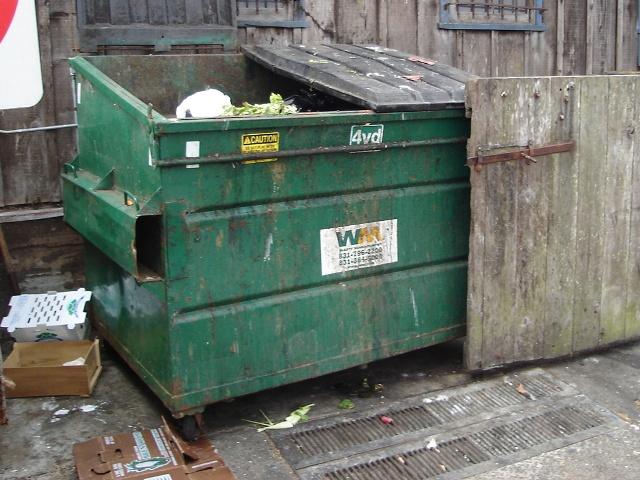 Dumpster Fandango 080622