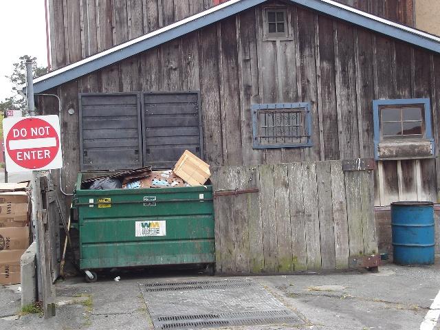 Dumpster Fandango 090522