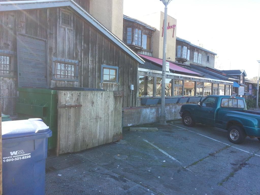 Dumpster Fandango 150124