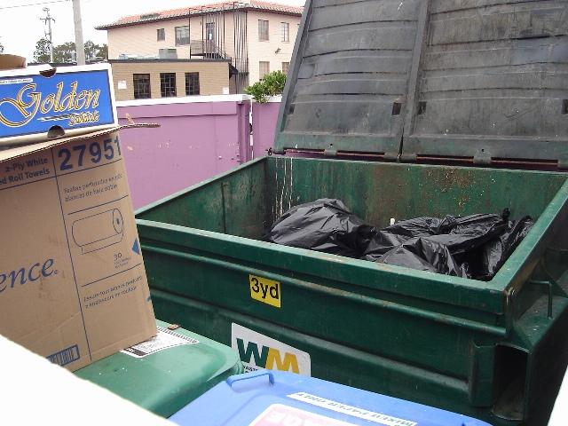 Dumpster Grapes O Wrath 080720a