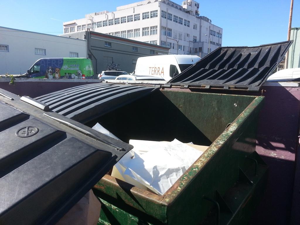 Dumpster Grapes O Wrath 150124