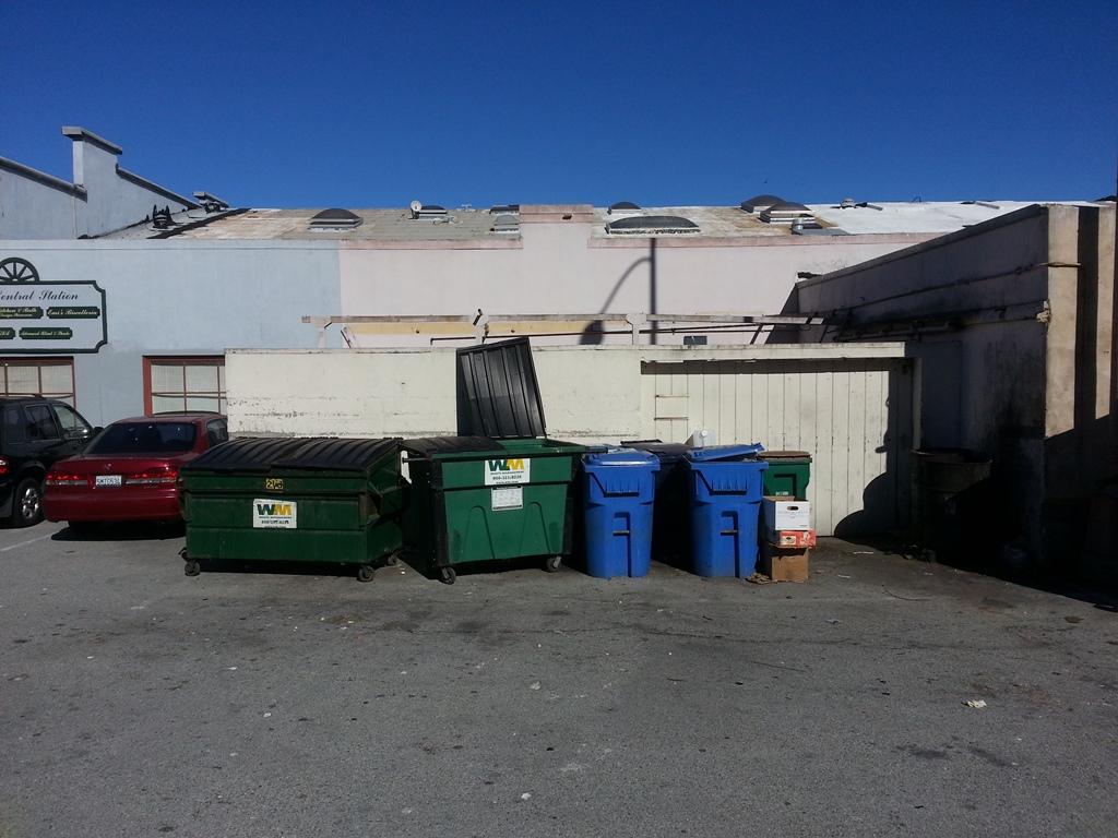 Dumpster Mandos 150124