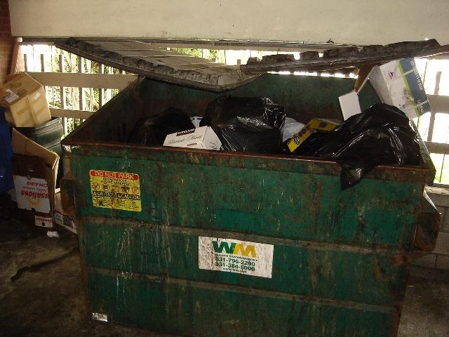 Dumpster PG Plaza 080720