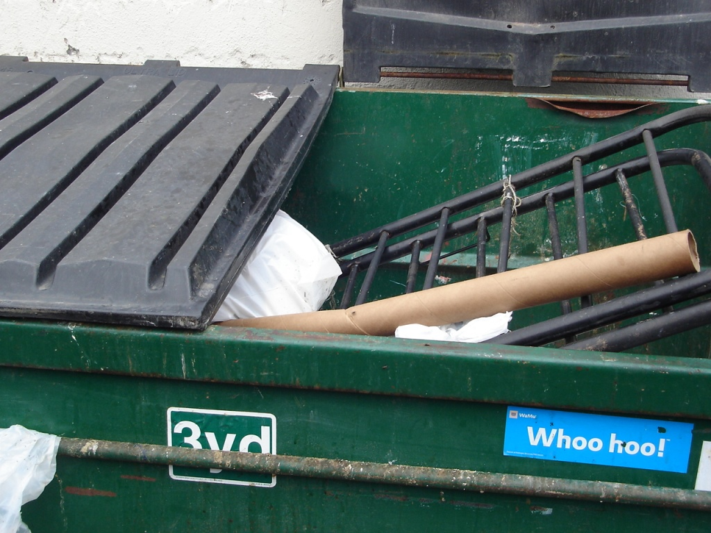 Dumpster Zocalo 080824