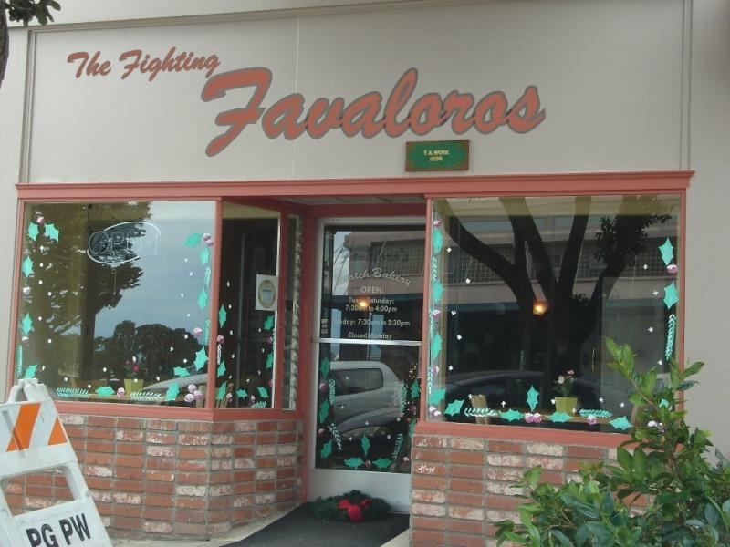 Fighting Favaloros