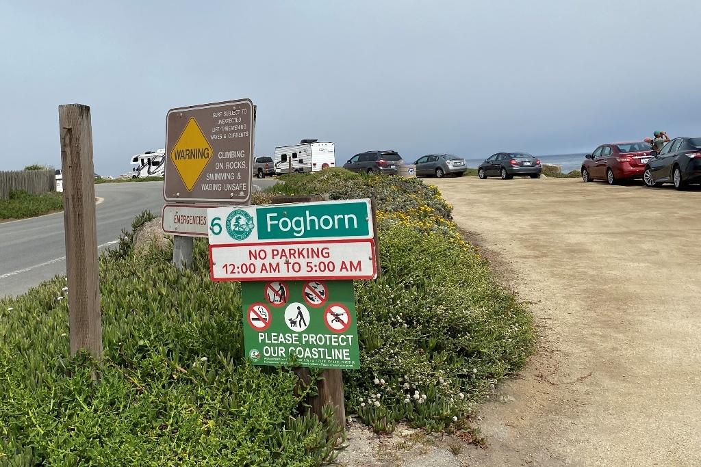 Foghorn Sign