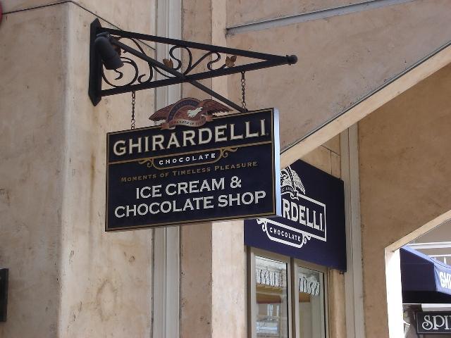 Ghirardelli Choc