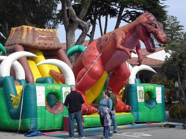 God Inflatable