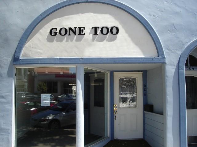 Gone Too