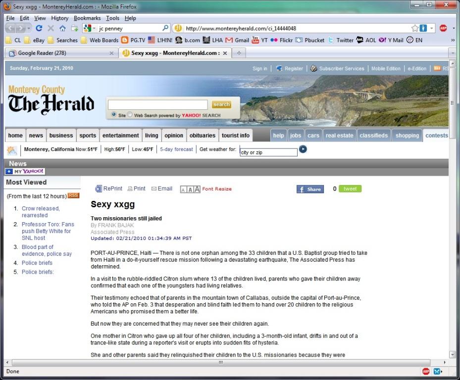 Herald Sexy Xxgg Headline