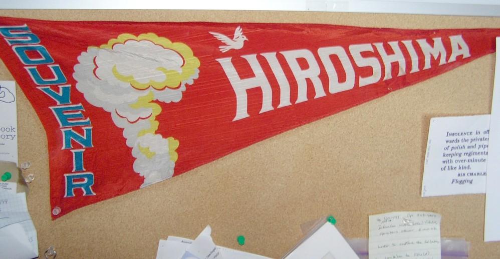 Hiroshima flag