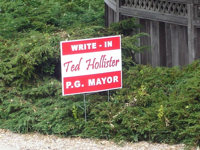 Hollister For Mayor