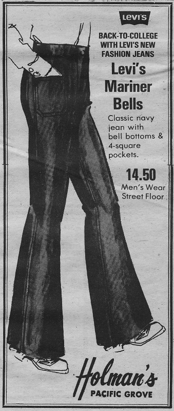 Holmans Bell Bottoms Trib740905