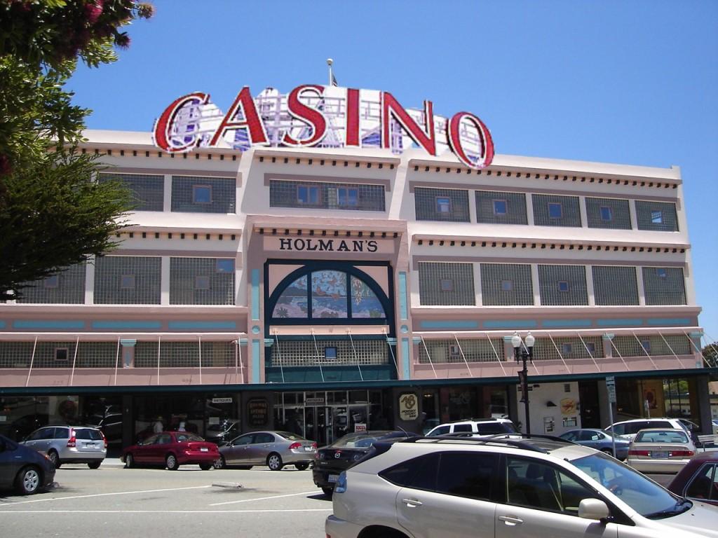 Holmans Casino