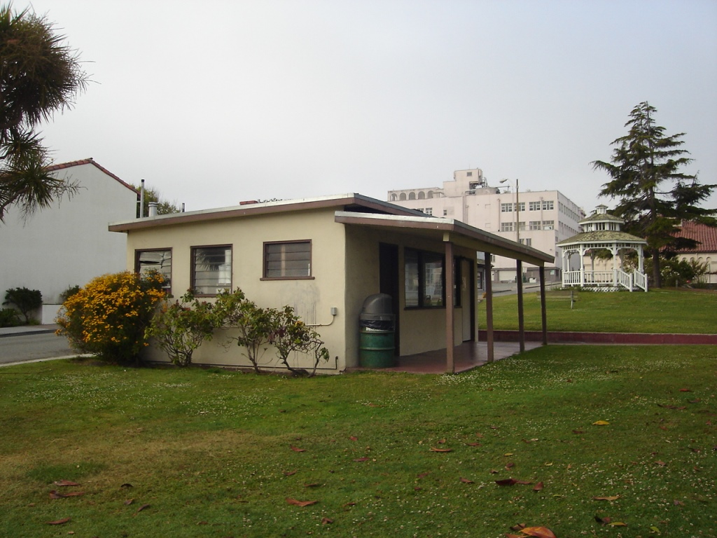 Jewell Park Clubhouse