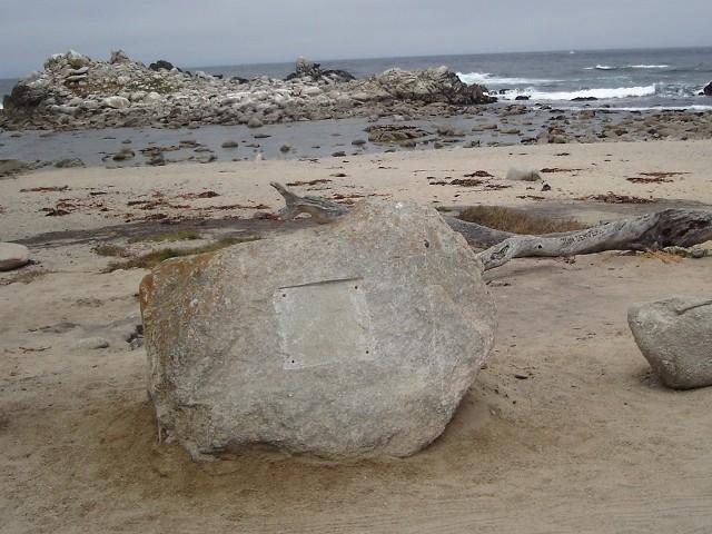 John Denver Memorial Rock