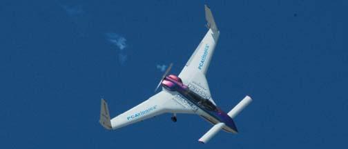 John Denver Plane