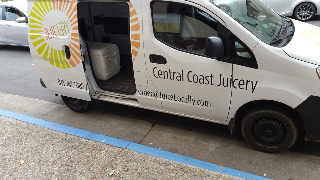 Juice Locally