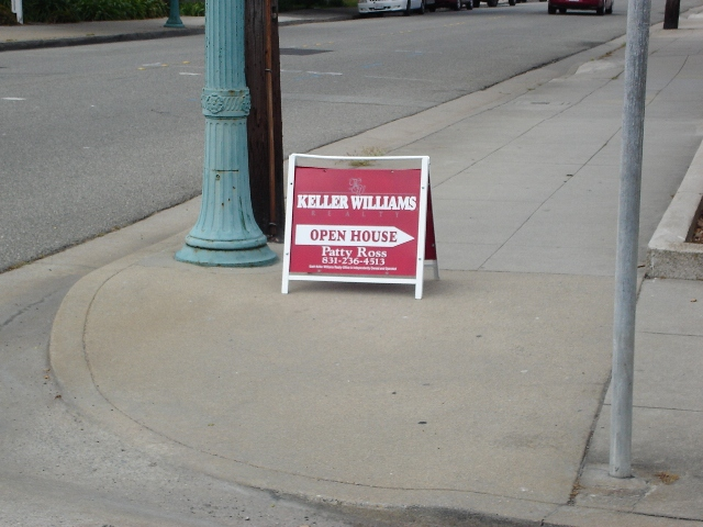 Kelller Williams Sign In Way