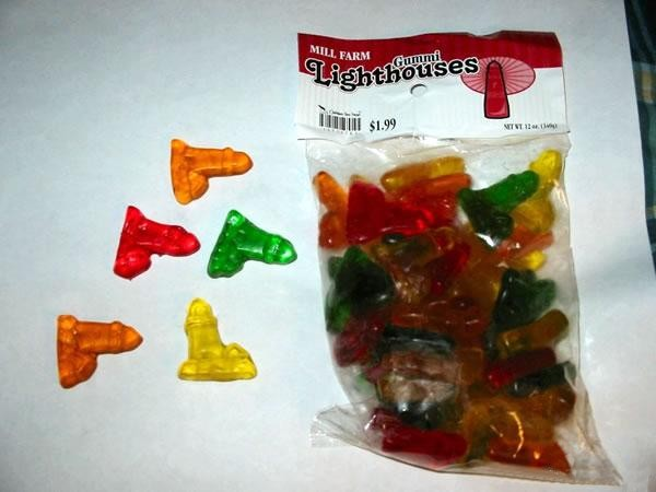 Lighthouse Gummy