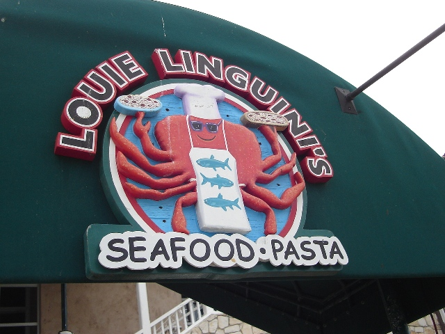 Louie Linguini
