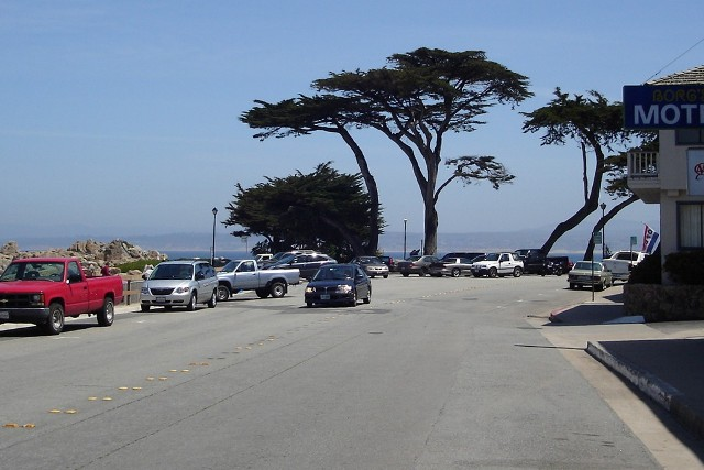 Lovers Point Parking
