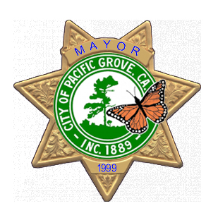 Mayor Badge