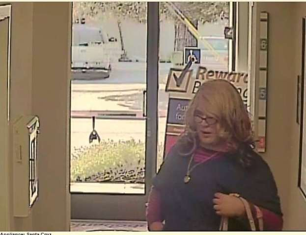 Mrs Doubtfire Bank Robber