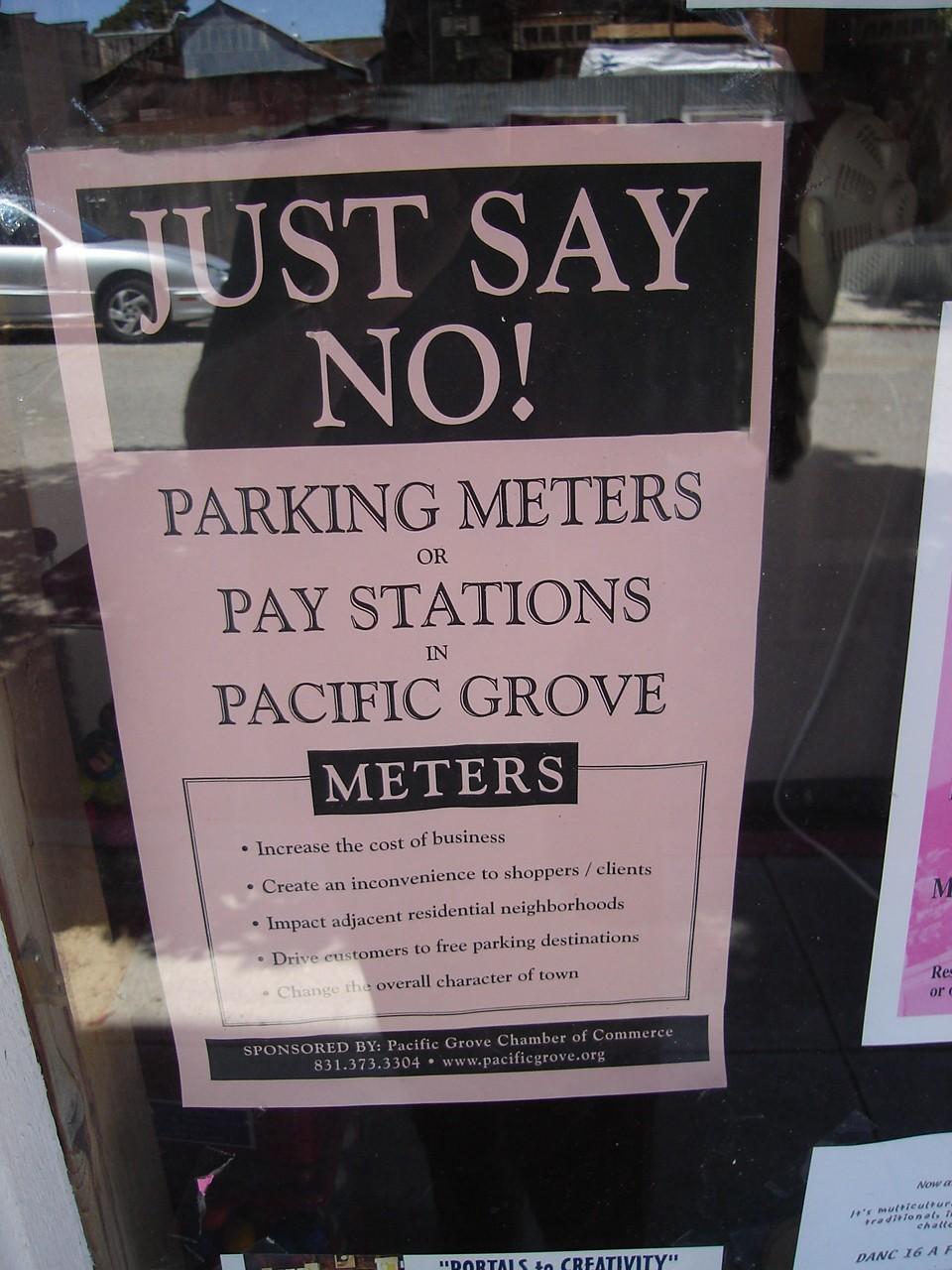 No Meters