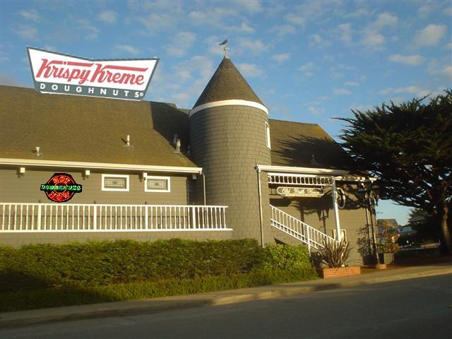 Old Bath House Krispy Kreme