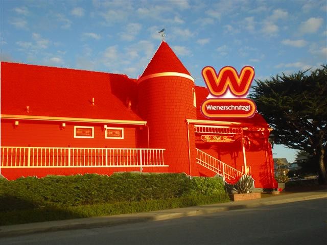 Old Bath House Wienerschnitzel