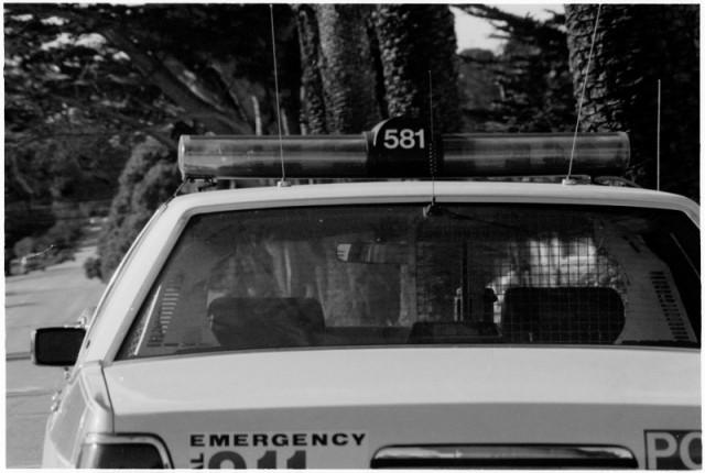 PG Cop Car 1980s