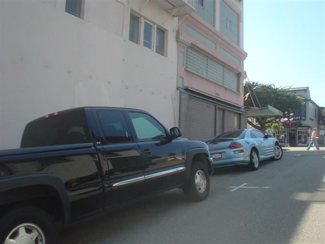 Parking Favaloro Truck 3