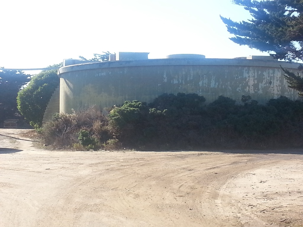 Point Pinos Sewer Tanks