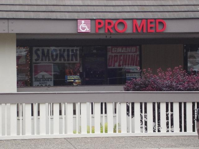 Pro Med Smokes