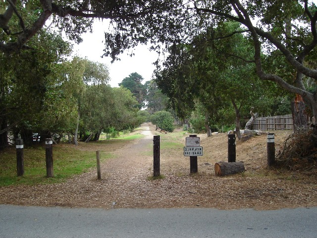 Rec Trail Asilomar