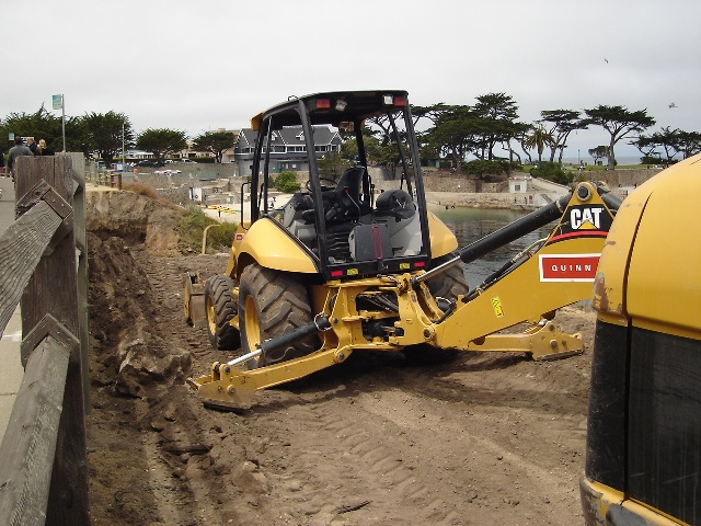 Rec Trail Collapse Repair