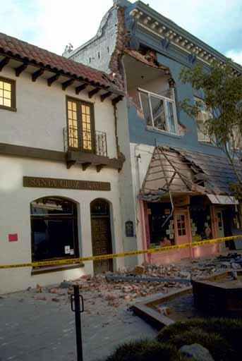 Santa Cruz Quake