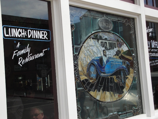 Slys Family Restaurant Claim